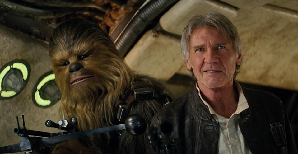 """""""Chewie, we're home…"""" (credit: Lucasfilm)"""