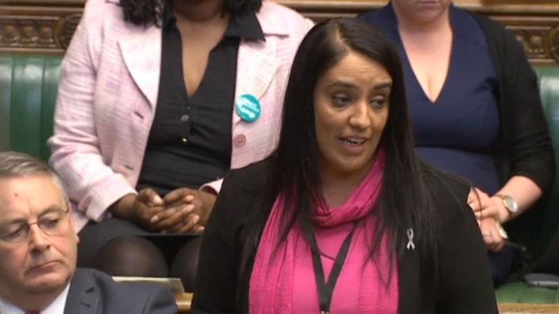 Man jailed for sending offensive email to Labour MP Naz Shah