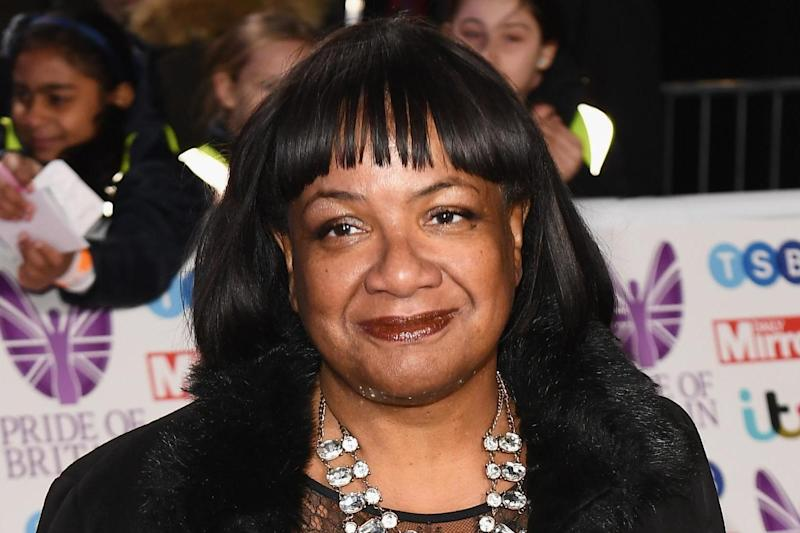 M&S stores sell out of mojito cans days after Diane Abbott photographed drinking one on tube