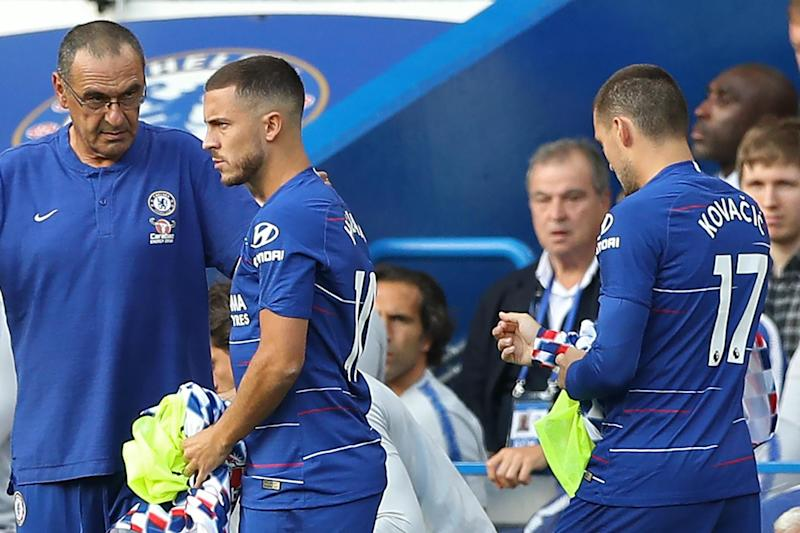 Chelsea loanee Matteo Kovacic admits he did not know how good Eden Hazard was