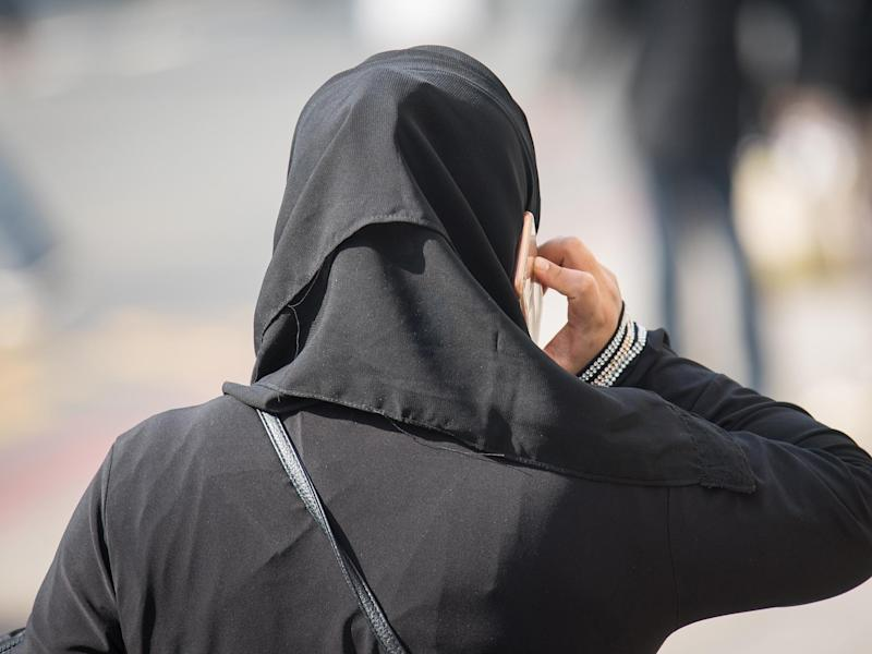 Women who wear a traditional Islamic garments, such as a hijab, niqab or jilbab, were significantly more likely worry about abuse: PA