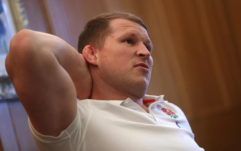 Dylan Hartley is England's No 2 - but for how much longer? - 2017 Getty Images