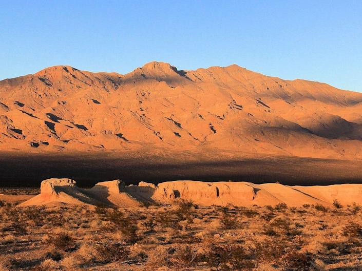 Tule Springs Fossil Beds National Monument