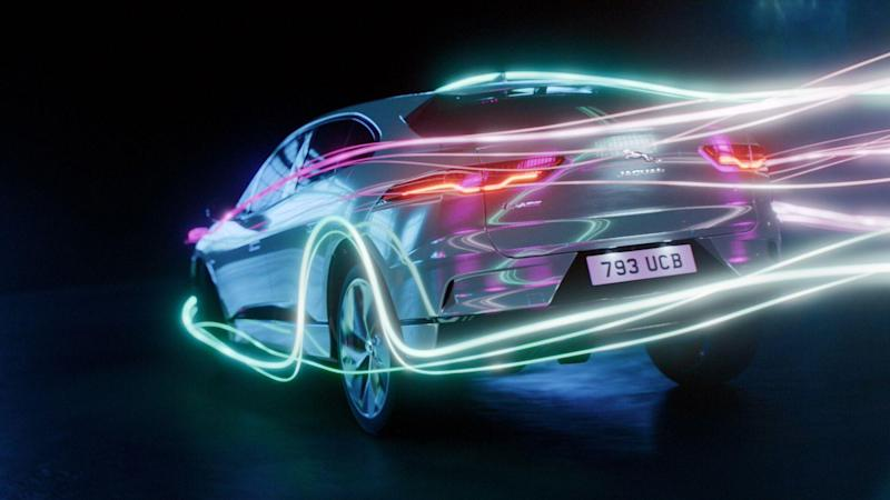 Jaguar's new electric car