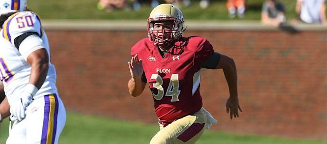 Elon senior Nicholas Kavouklis, 22, died on the day before graduation. (Elon Athletics/Tim Cowie Photography)