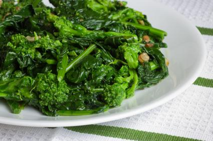 """<div class=""""caption-credit""""> Photo by: littleny</div><div class=""""caption-title""""></div><b>More Green Vegetables and Garlic as Foods for Liver</b> <br> Green vegetables, especially the leafy types such as spinach, chicory, and dandelion greens are packed with cleansing elements, which get rid of heavy metals that bear heavily on the liver. Greens are also known as bile activators, which eliminates pesticides and herbicides in food. Garlic is a rich in sulphur minerals that trigger enzymes in the liver responsible for cleansing the body of toxins. Garlic also contains selenium and allicin; the two main nutrients known to safeguard the liver from damage. <br> <b>Read- <a rel=""""nofollow"""" href=""""http://betterhealthblog.com/how-to-improve-your-fitness-with-proper-sports-nutrition/"""">How to Improve Your Fitness With Proper Sports Nutrition</a></b>"""