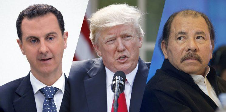 Rejecting The Paris Agreement The United States Joins Syria And