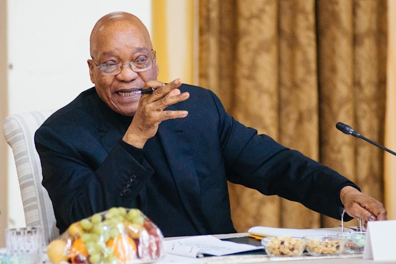 New South African President Delivers First State of Nation Address