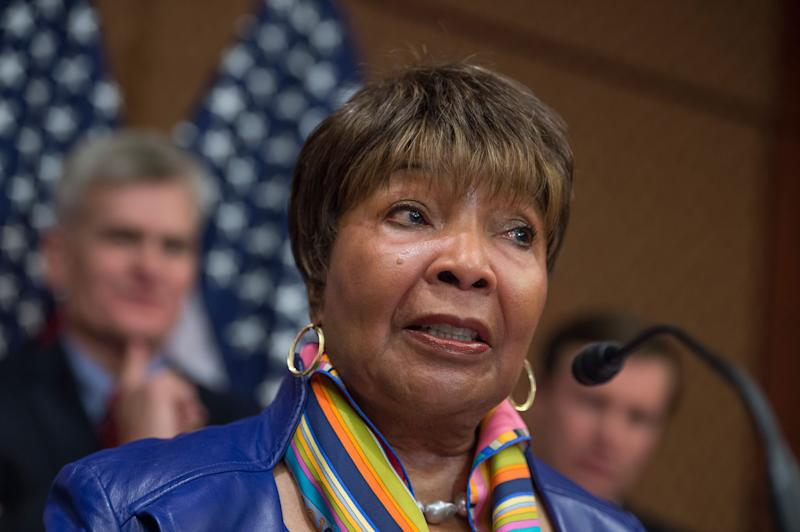Rep. Eddie Bernice Johnson (D-Texas) is the new chair of theHouse Committee on Science, Space, and Technology. (Photo: Tom Williams via Getty Images)