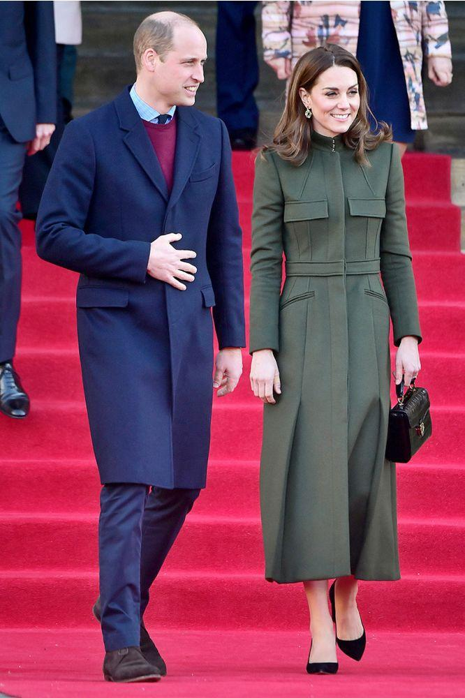 Prince William and Kate Middleton | Samir Hussein/WireImage