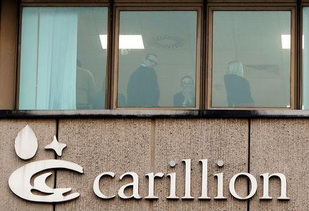 Carillion: Government orders investigation into directors' conduct