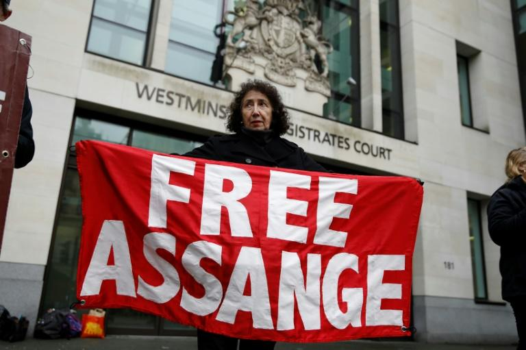 The revelation came at a case management hearing at Westminster Magistrates' Court before the formal start of Washington's extradition request for him to face espionage charges