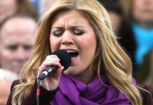 Kelly Clarkson   Photo Credits: Justin Sullivan/Getty Images
