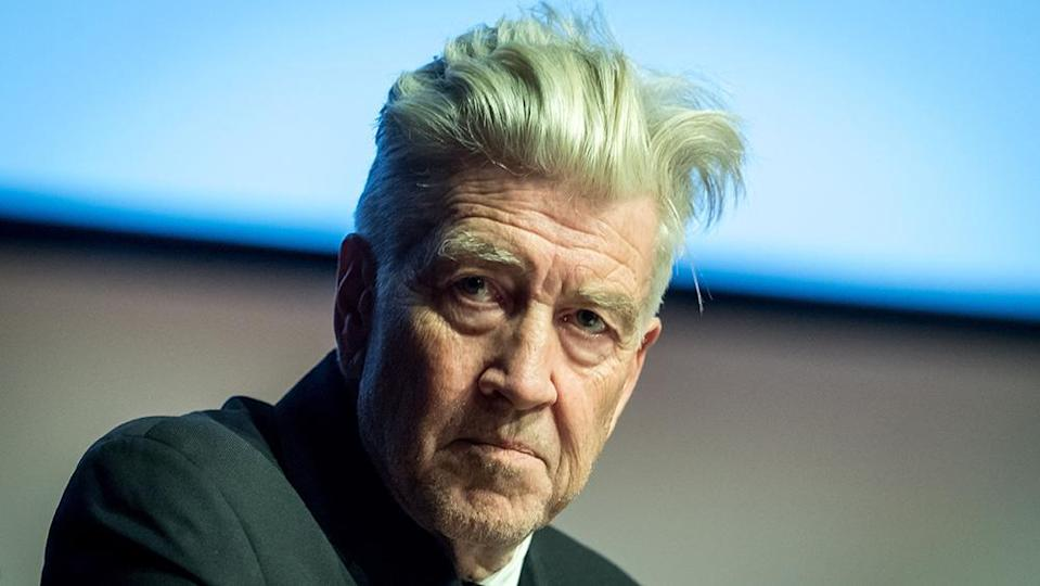 David Lynch (Credit: Rex)