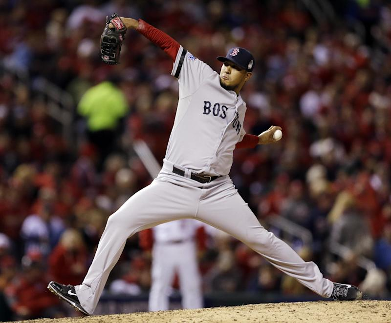 Felix Doubront misses arbitration cutoff by 2 days