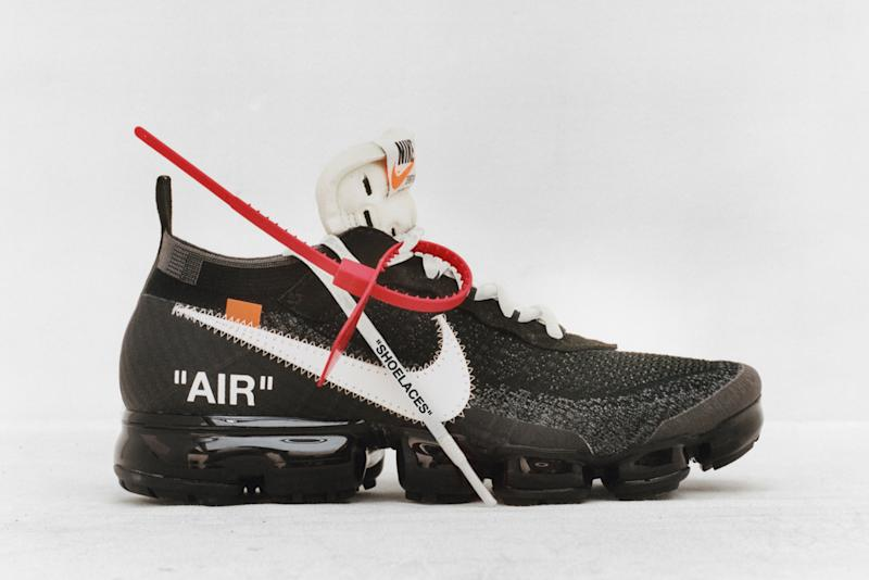 90caf4ba39265 Here s How to Get Virgil Abloh s Off-White x Nike  The Ten  Sneaker  Collection