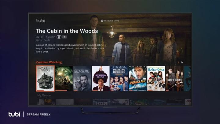 what is tubi tv streaming service