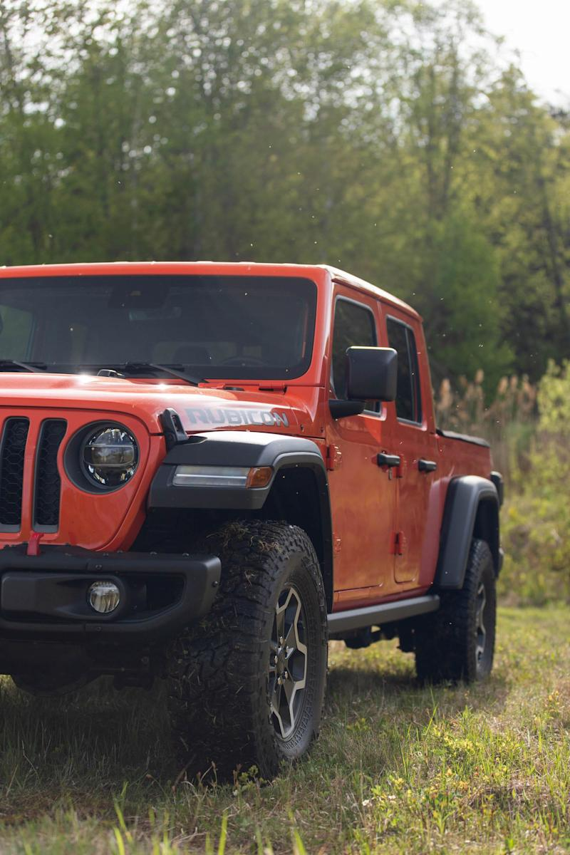 2020 Jeep Gladiator Rubicon97