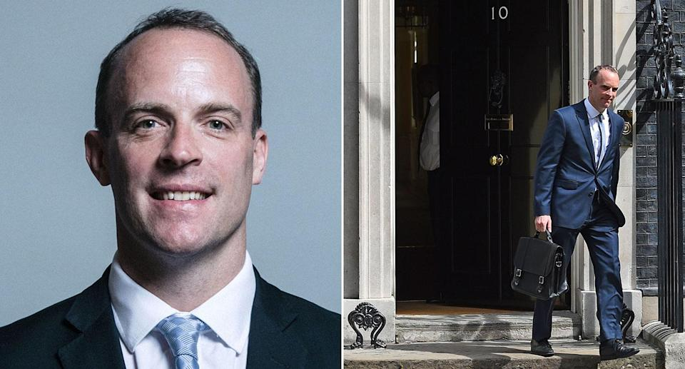 Dominic Raab has been appointed as the new secretary for Brexit (PA)