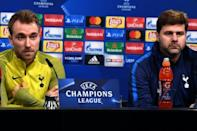 Pochettino had bemoaned the disruptive effect of want-away midfielder Christian Eriksen entering the final year of his contract this season