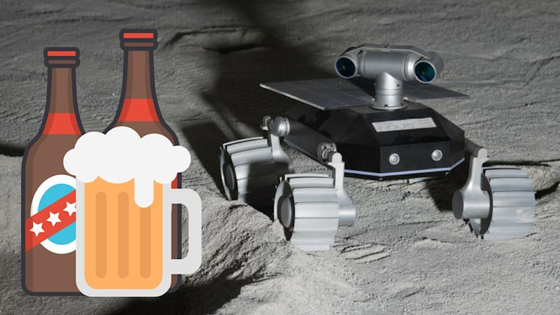 Does India Plan To Brew Beer On The Moon?
