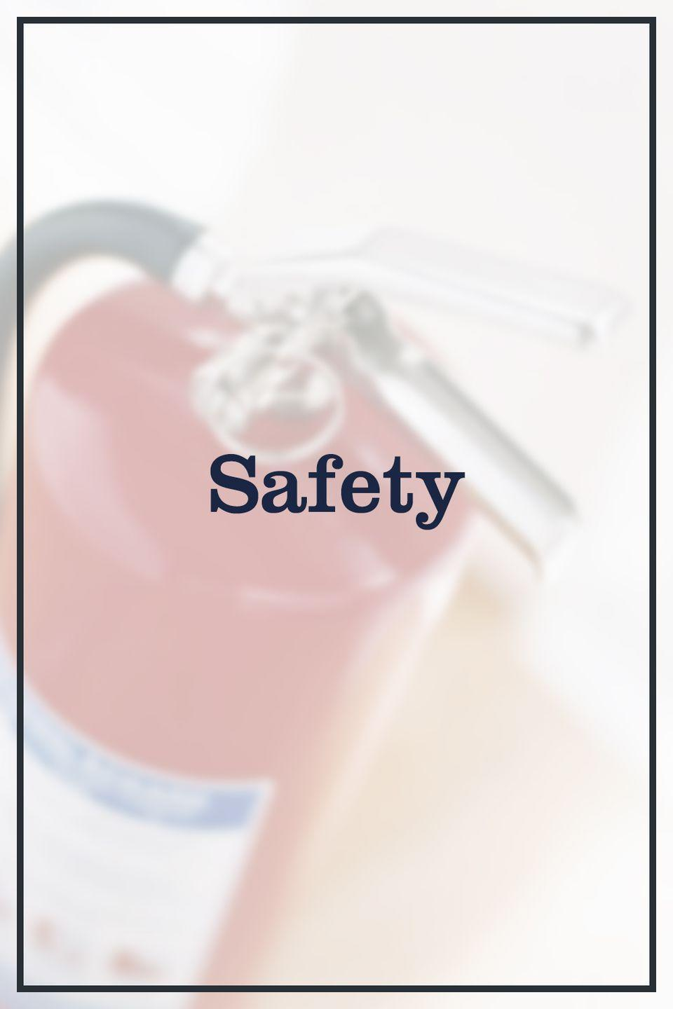 <p>For the health and safety of your family, it's important to keep the following items in your home.</p>
