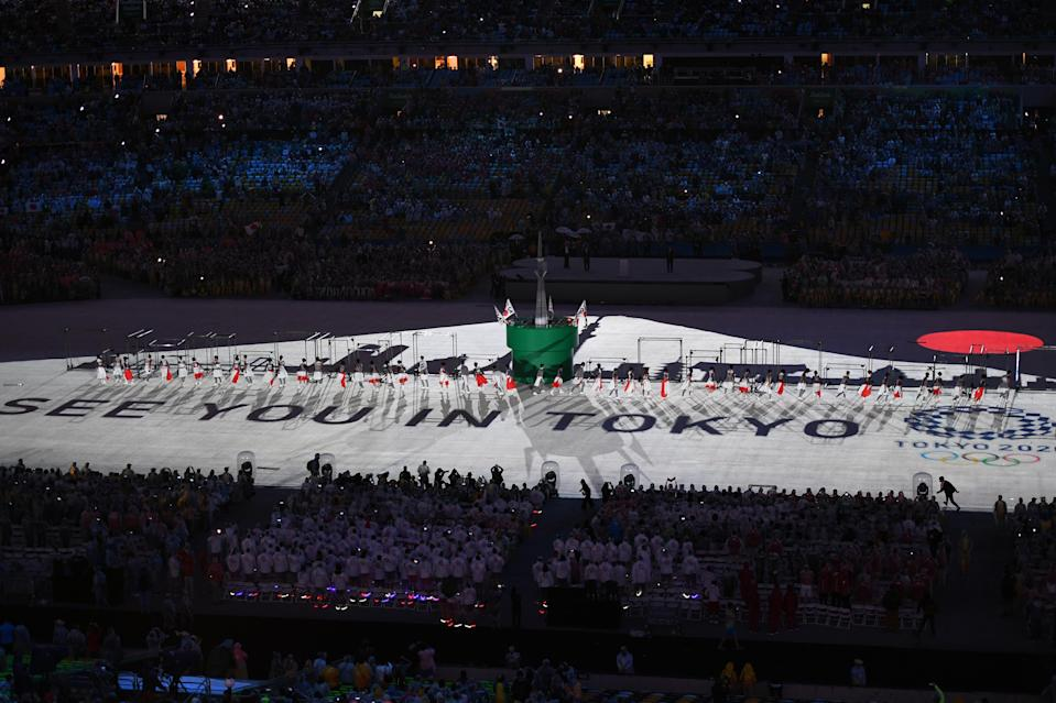 The Olympic Games are heading to Tokyo, the fourth time they will have visited the country of Japan. (Getty Images)