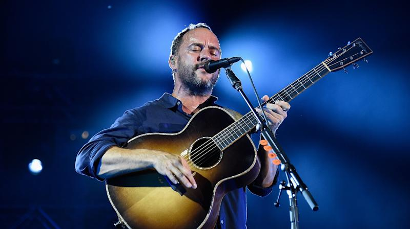 Dave Matthews' Message For Charlottesville: Don't Be 'Too Afraid' To Speak Out