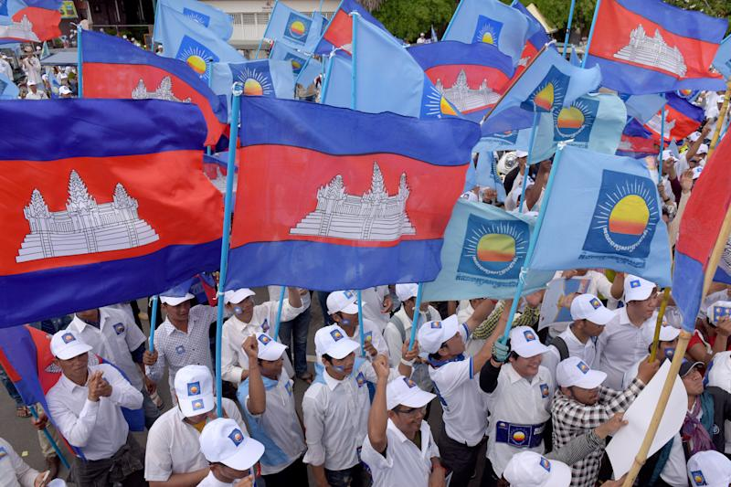 Chinese State-Linked Hackers in Large Scale Operation to Monitor Cambodia's Upcoming Elections, Report Says