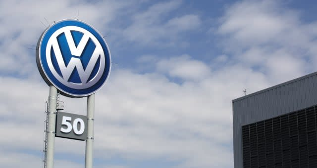 Volkswagen AG Starts Golf 7 Production In Mexico