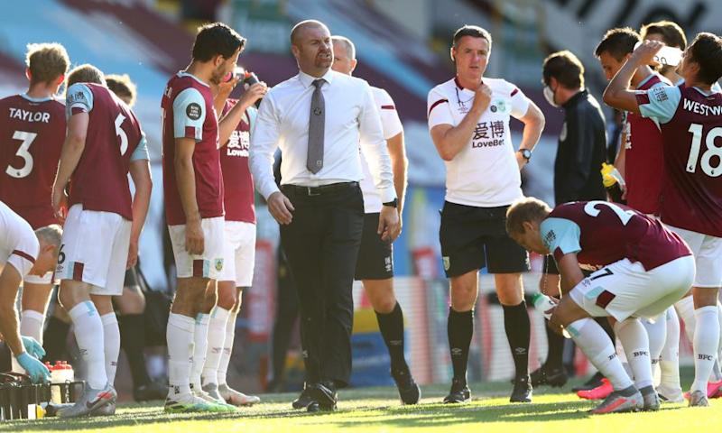 It is now possible to see how a breakup between Burnley and Sean Dyche may happen.