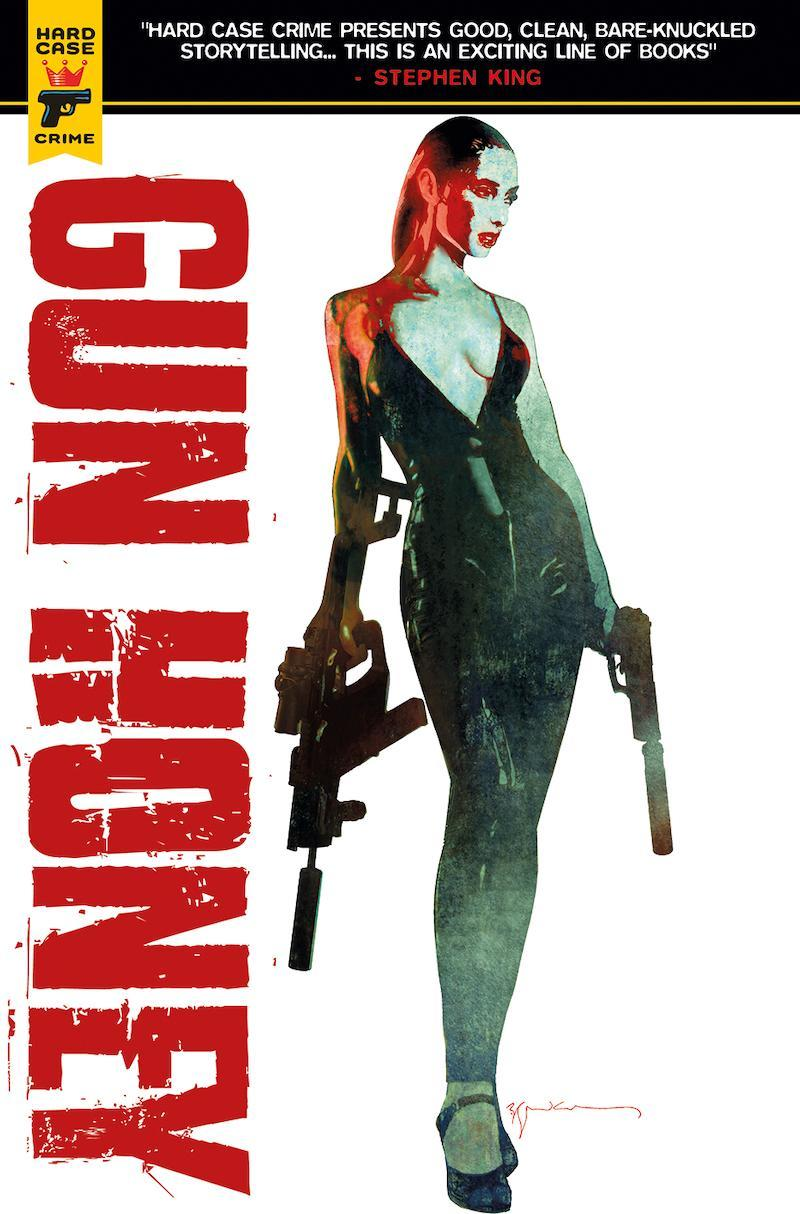 A new American graphic novel, 'Gun Honey' is being developed for television with Malaysian producers at the helm. — Picture courtesy of Double Vision