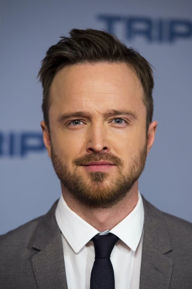 Aaron Paul comments