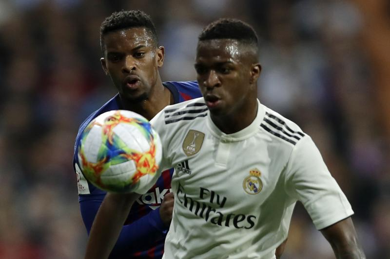 Vinicius Junior called up to Brazil national team for first time