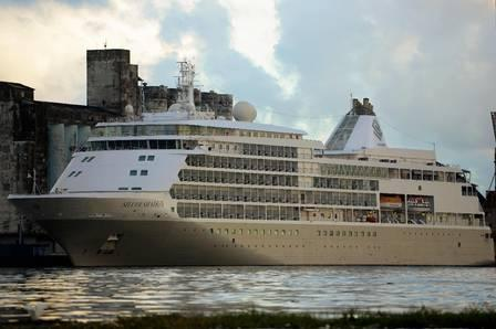 87511134_View of the Silver Shadow cruise ship which is stranded in the port of Recife after a passe.jpg