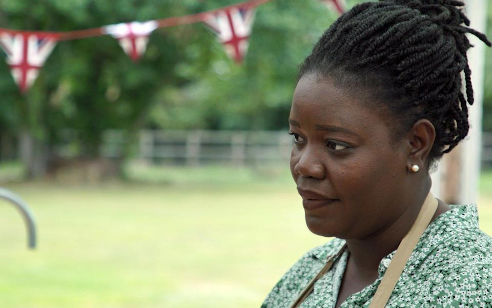 Hermine on The Great British Bake Off - Love Productions