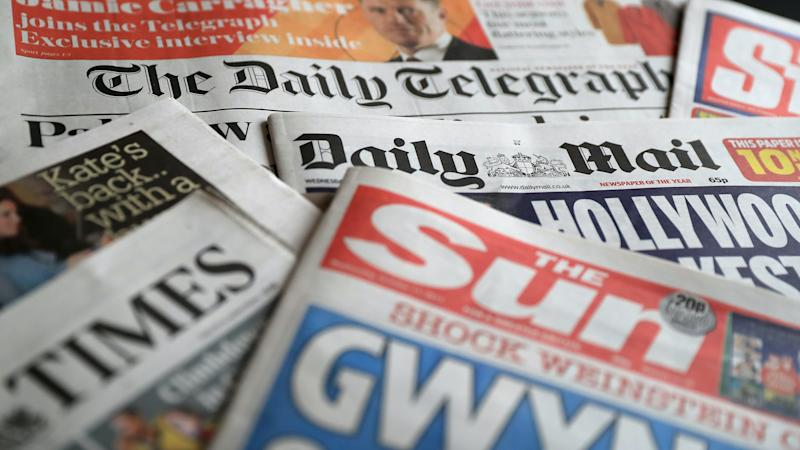 What the papers say – October 16
