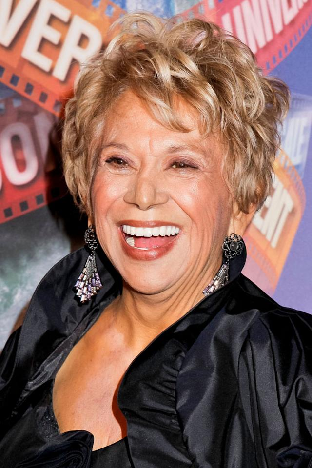 "Film and TV actress <a href=""http://yhoo.it/MKM6y4"">Lupe Ontiveros</a> passed away July 26 of liver cancer. Ontiveros had a long movie career highlighted by memorable supporting roles in ""Selena"" and ""The Goonies,"" and played Gaby's mother-in-law Juanita Solis on ""Desperate Housewives."" She was 69 years old."