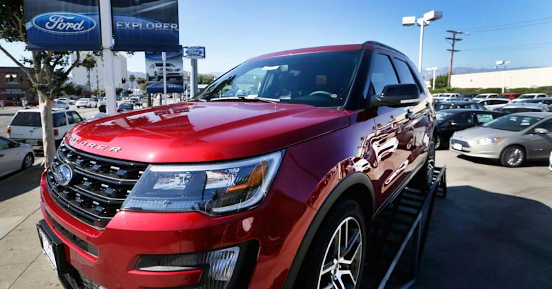 Gets Downgraded On Rising Suv Competition From Gm