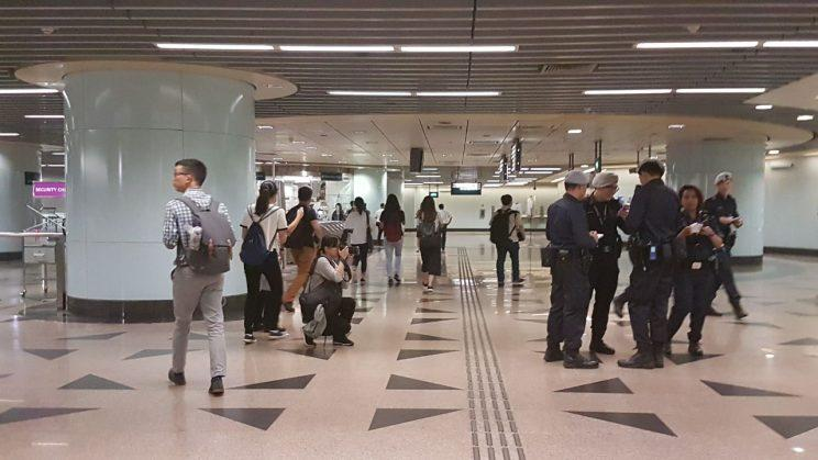 Woodleigh MRT station closed due to security incident after 'suspicious substance' found