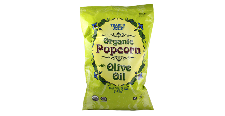 "<p>""If you're looking for a snack that fills up a big bowl, this is it,"" Jackie Newgent, R.D.N., culinary nutritionist, author of The All-Natural Diabetes Cookbook, tells SELF. This popcorn is flavored with just olive oil and a touch of salt. And each 2-cup serving is only 130 calories. ""And eating popcorn is a super fun way to boost whole grain intake,"" she adds.</p>"
