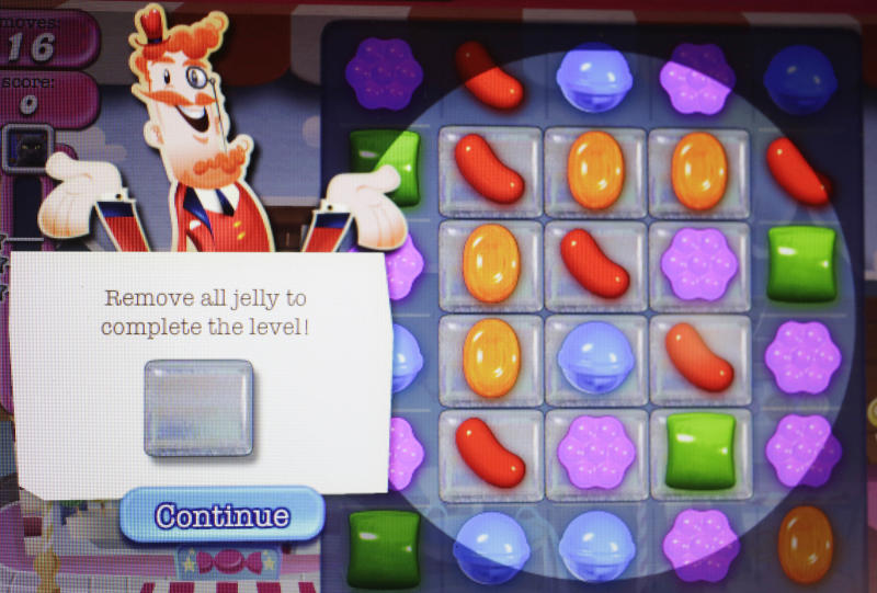 'Candy Crush' maker's stock falls in public debut