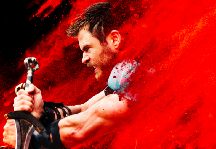 Thor Ragnarok Debuts 8 Colorful Character Posters