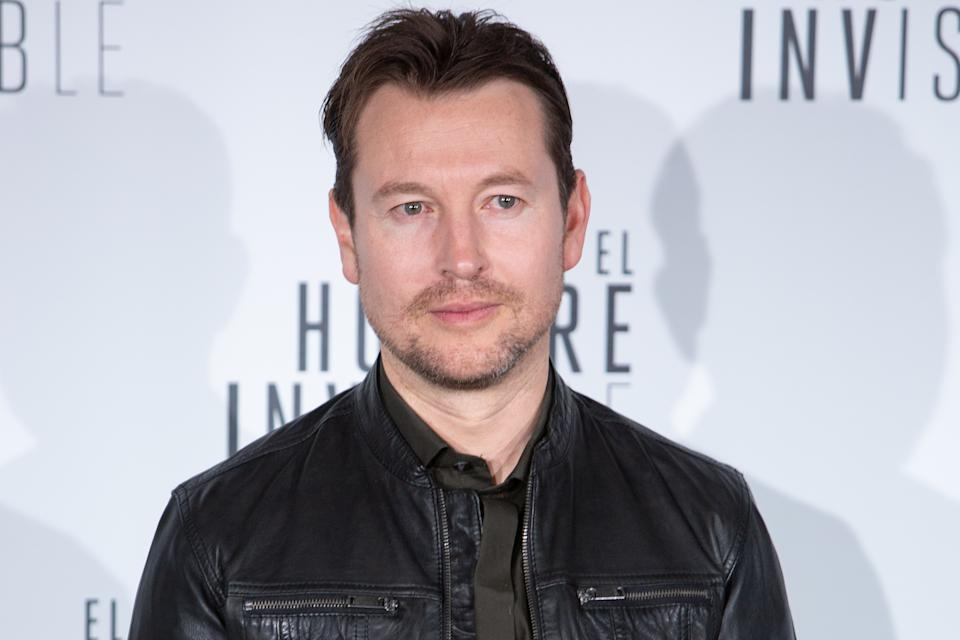 MADRID, SPAIN - FEBRUARY 19: Australian director Leigh Whannell attends 'El Hombre Invisible' ('Invisible Man') photocall at Villa Magna Hotel on February 19, 2020 in Madrid, Spain. (Photo by Pablo Cuadra/FilmMagic)