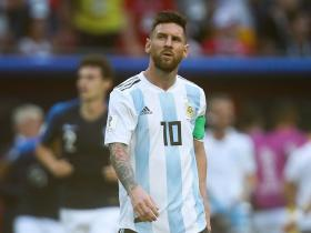 World Cup 2018: Argentina coach Jorge Sampaoli to leave by mutual consent after agreeing terms of pay-off