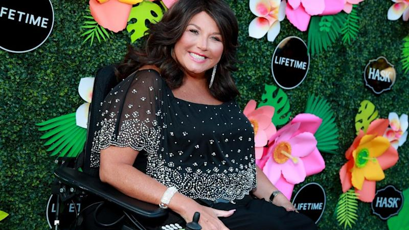 Abby Lee Miller Walks in Public for the First Time After More Than a Year in a Wheelchair