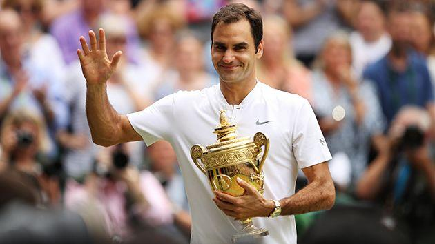 What a champion. Image: Getty
