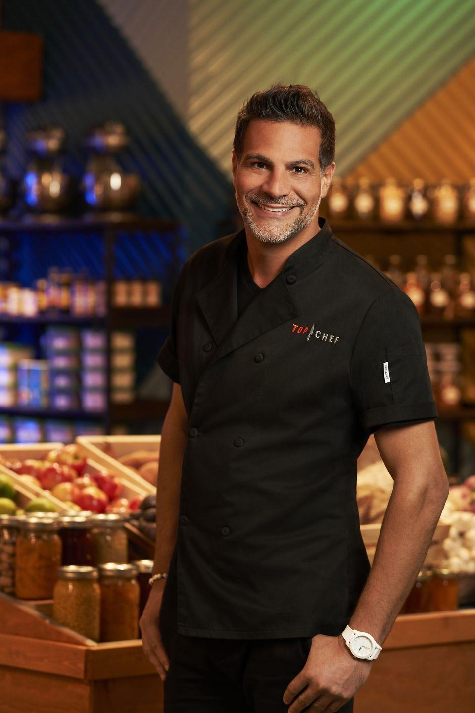 <p>Ten years after he graced the <em>Top Chef </em>kitchen for the first time, Angelo returned for season 17 of the show. Since competing, he's opened up several restaurants, including New York City hotspot Añejo, and has written several cookbooks.</p>
