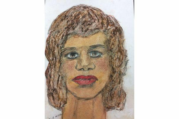PHOTO: A sketch drawn by convicted serial killer Samuel Little of one of his victims, a black female between 35 to 45-years-old killed in 1977 in Mississippi. (FBI)