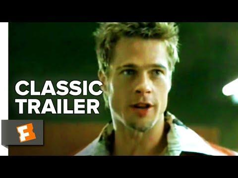 """<p>Director David Fincher's masterful adaptation of <a href=""""https://www.amazon.com/Fight-Club-Novel-Chuck-Palahniuk/dp/0393327345?tag=syn-yahoo-20&ascsubtag=%5Bartid%7C2139.g.34645809%5Bsrc%7Cyahoo-us"""" rel=""""nofollow noopener"""" target=""""_blank"""" data-ylk=""""slk:Chuck Palahniuk's novel of the same name"""" class=""""link rapid-noclick-resp"""">Chuck Palahniuk's novel of the same name </a> is a work of blunt, brutal violence, and commentary on the modern (well, 1999's) state of self and masculinity. The movie has a dry, dark snark throughout, and perhaps the coolest performance of Brad Pitt's career (definitely the coolest look). </p><p><a class=""""link rapid-noclick-resp"""" href=""""https://www.amazon.com/Fight-Club-Brad-Pitt/dp/B003MAQM6Q/ref=sr_1_1?dchild=1&keywords=fight+club&qid=1605297932&s=instant-video&sr=1-1&tag=syn-yahoo-20&ascsubtag=%5Bartid%7C2139.g.34645809%5Bsrc%7Cyahoo-us"""" rel=""""nofollow noopener"""" target=""""_blank"""" data-ylk=""""slk:Stream It Here"""">Stream It Here</a></p><p><a href=""""https://youtu.be/qtRKdVHc-cE"""" rel=""""nofollow noopener"""" target=""""_blank"""" data-ylk=""""slk:See the original post on Youtube"""" class=""""link rapid-noclick-resp"""">See the original post on Youtube</a></p>"""